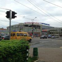 Центральный рынок в Саранске